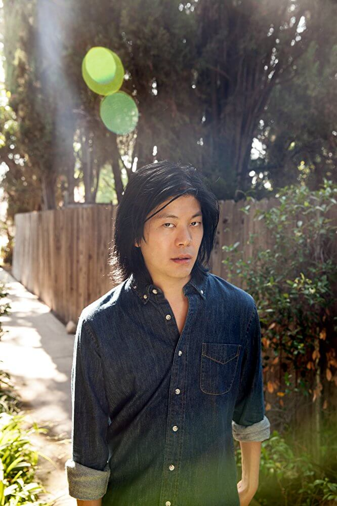James Iha official fence photo