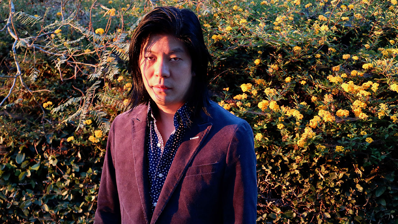 James Iha official flowers photo